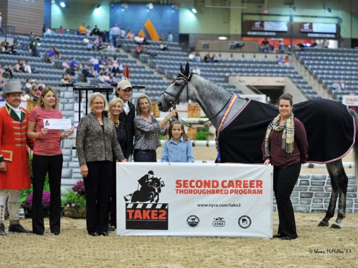 Sidelines Magazine: The TAKE2 Second Career Thoroughbred Program