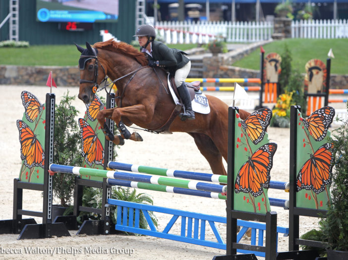 Phelps Sports: Upperville Jumpers Showcase Talented Thoroughbreds on Opening Day