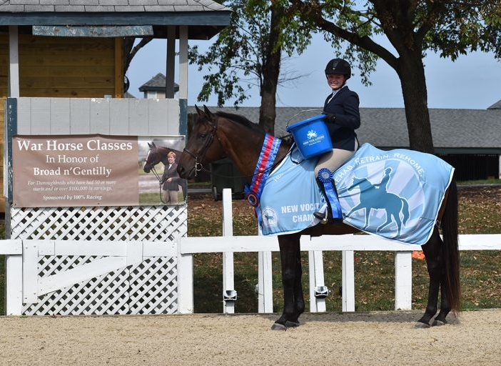 Paulick Report: New Vocations Adopters Shine At U.S. Pony Clubs Champs East