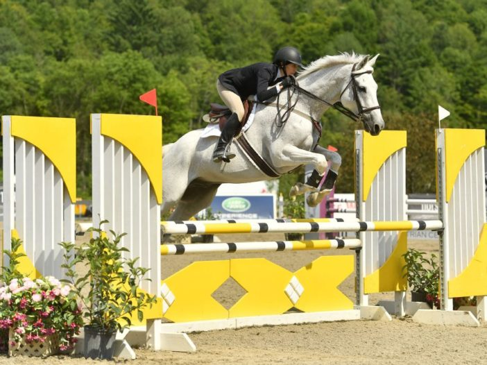 Jump Media: Off-Track Thoroughbreds Celebrated at Vermont Summer Festival