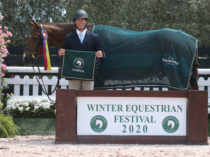 The Plaid Horse: Hunter Kay and Lucca Earn TAKE2 Hunter Championship