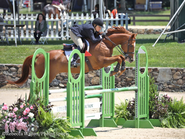 Talented Thoroughbreds Take Center Stage On Opening Day: Upperville Colt & Horse Show