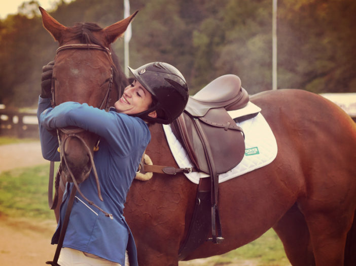 The Chronicle of the Horse: Learning To Trust Gave Satins Angel Her Wings