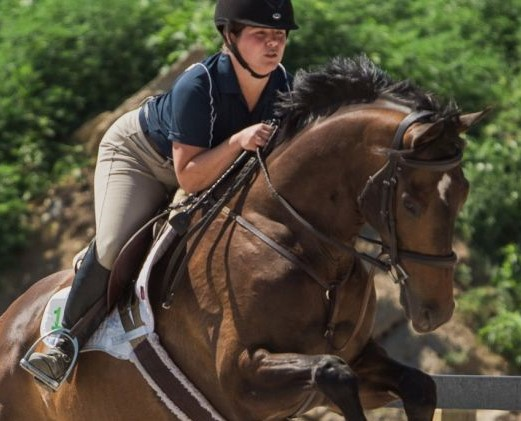 NYRA Feature: Love at first ride: Tizno makes the leap into a new life