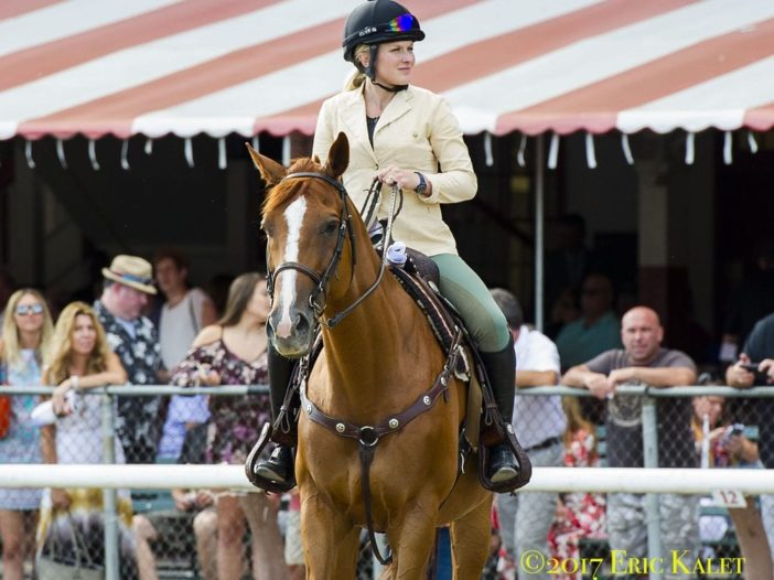 Paulick Report: Wolfendale-Morley Finds Time For Retired Thoroughbreds