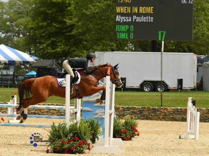 Phelps Media: Talented Thoroughbreds Take Center Stage at Upperville