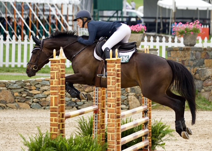 Chronicle of the Horse: In The Wake Of Tragedy, Horses Are Saving Grace For Pellegrino