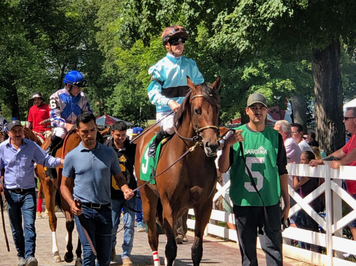 Saratoga.com: New York Thoroughbred Aftercare Day To Take Place July 21