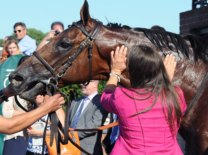 TDN: Zivo, Uncle Sigh Highlight Aftercare Day at Saratoga Race Course